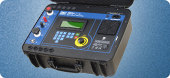 High current micro-ohmmeter